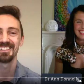 Jordan Bain interviews Dr Ann about Good & Beauty & Hermetics